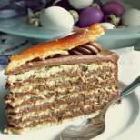 Сладкарски уроци: Как се прави торта Добуш - истинска класика, а е толкова лесно!