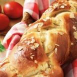 Бърз козунак в машината за хляб - без да се потите над тестото и без да ви болят ръцете след това!