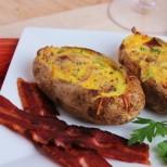 Селски цървулки от картофи на фурна - лесно е, опитайте!