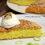 Вкусна печеница с тиквички и кашкавал - става бързо и е отличен заместник на здравословния обяд или вечеря
