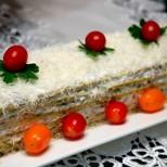 Солена торта с тиквички и заквасена сметана - уникална свежест и невероятен вкус