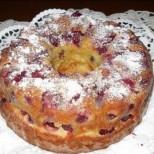 Супер свежо кексче с ягоди - приготвя се бързо, а изчезва буквално за секунди!