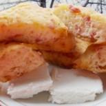 Бързи пържени хапчици за закуска - сочни и мекички отвътре, а приятно зачервени и хрупкавки отвън