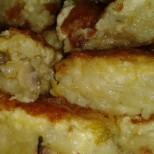 По-сочен и по-вкусен от обикновена баница: Гъбен пай с праз и сирене