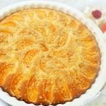 Летен тарт с кайсии - неустоимо свеж и лесен, не трябва даже да включвате миксера