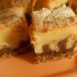 Безпогрешен вкус и нежна мекота: Лесна пудинг-торта с орехи и шоколад