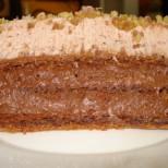 Истинска шоколадова принцеса: тази торта ще ви накара да литнете на седмото небе!