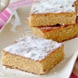 За любителите на бързите и лесни десерти: Лесен сладкиш с настъргани ябълки