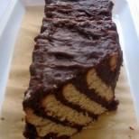 Този лесен сладкиш ще ви върне в детството, когато сами си приготвяхме тортите у дома: Непечена бисквитена торта Зебра