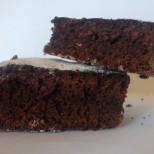 Обикновено шоколадово брауни - любимият десерт на американските домакини