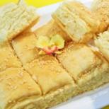 Прилепска месеница с яйца и сирене - да закусим царски!