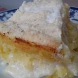 Може и да е постно, но само от миризмата ще ви потекат лигите: Картофена торта с кашкавал и крема сирене