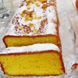 Толкова ароматен сладкиш едва ли сте опитвали: Златно кексче с мандарини