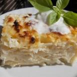 Задължителна рецепта за всички, които обичат макарони на фурна: Сирник с юфка