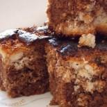 Петнист кекс Далматинец - хем лесен, хем оригинален, а за вкуса преценете сами!