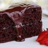 Невероятна шоколадова торта в няколко лесни стъпки