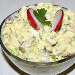 Домашна яйчена салата - ето как да използвате останалите великденски яйца, ако ви е жал да ги хвърлите