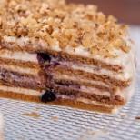 Вече си правя само тази торта- домашна селска, божествен вкус за всички сетива