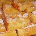 Най-бързият и лесен ябълков сладкиш - задължително ще влезе в списъка ви с любими рецепти