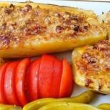 Ако се чудите какво да сготвите днес, непременно опитайте: Пълнени тиквички на фурна
