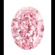 Огромен розов диамант отива на търг