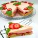 Идеалното изкушение в летния следобед: Лесна тортичка с ягоди и много свежест