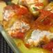 Перфектната лятна манджичка - пържени чушчици със сирене и доматен сос