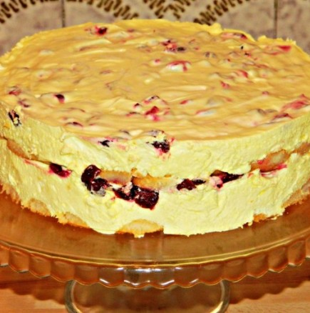 Разтапяща небцето и душичката бишкотена торта - не отнема време и усилия, а резултатът е убиец!