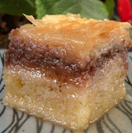 Датска баклава - никога няма да ви омръзне, толкова е сочна и умопомрачително вкусна!