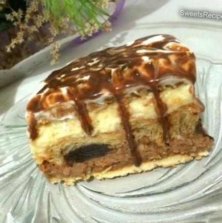 Тази торта е лесна, бърза и с фантастичен вкус. Единственото трудно нещо ще е да я изчакате до следващия ден!