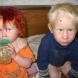 Снимки на семейството на малката Мария