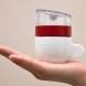 Изобретиха най-малката кафе машина