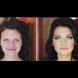 Тотална трансформация: невероятната сила на грима! Вижте снимките!