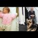 Немска овчарка спаси живота на дете