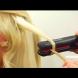 Как да накъдрите косата си с преса за изправяне (Видео)