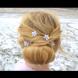 Красива и лесна прическа за тънка коса (Видео)