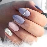 Летни маникюри за къси нокти и нокти със средна дължина 2018