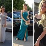 Вижте и красивите рокли на абитуриентките от Перник!