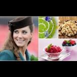 5-те правила за хранене на Кейт Мидълтън, на които тя дължи прекрасната си фигура