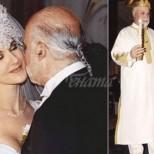 Най-лудите сватбени одежди на звездите - Направо да паднеш, като видиш как са облечени Памела Андерсън, Селин Дион