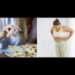 9 признака, че тялото ви е пренаситено със сол и затова задържате вода