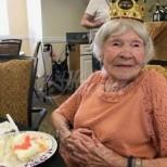 Жена на 105 години със страст към хазарта: Аз пиех, пушех и се забавлявах до късно ...