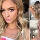 Модерни нюанси на русата коса за лято 2018