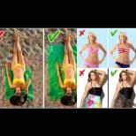 5 съвета, които да ви помогнат да изглеждате невероятно на плажа (Снимки)