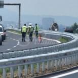 Катастрофа и огромна тапа по пътя за морето! Карайте внимателно и по възможност избирайте обходни маршрути