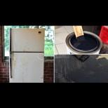 Старият хладилник на нищо не приличаше, но ако знаете какво измислих, направо не е истина (снимки)
