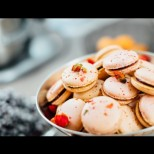 Божествено вкусно и дяволски изискано: френски макарони с нежен крем ганаш