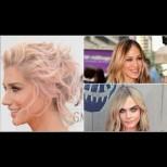 Слонова кост и розово-прасковен цвят: 5 от най-модерните нюанса на русата коса за лято 2018 (Снимки)