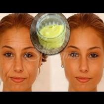 Мощна съставка премахва тъмни петна и кръгове около очите, старчески петна-Приготвяте си кречето у дома!