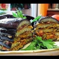 Патладжани по турски-Препоръчано лятно ястие!